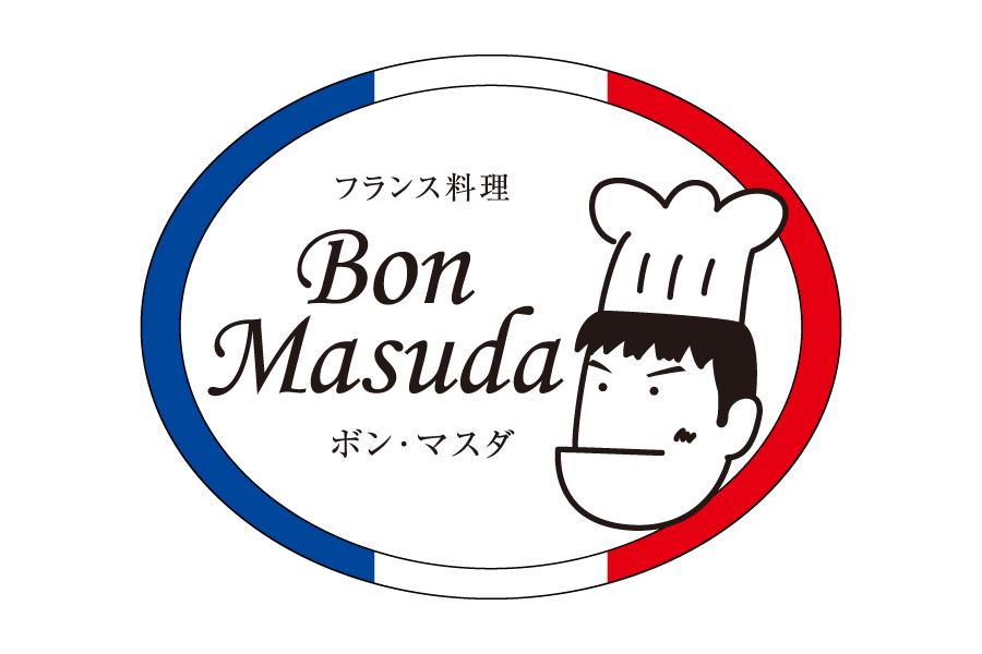 ボン・マスダのロゴマーク